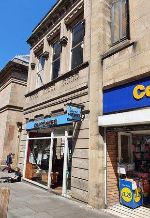 Caffe Nero - Bold Street
