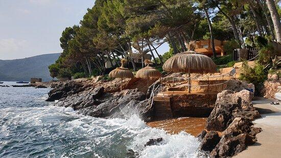 Mallorca, Spanje: Одно из местечек на Майорке