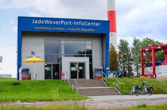JadeWeserPort InfoCenter