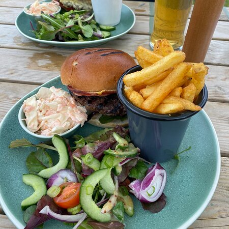 Great pub food and drinks