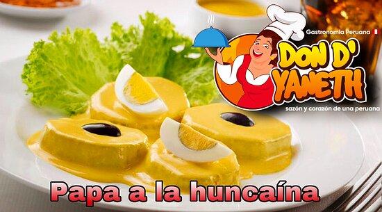 Maipu, Chile: Gastronomía Peruana