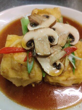 Deep Fried Tofu 😊