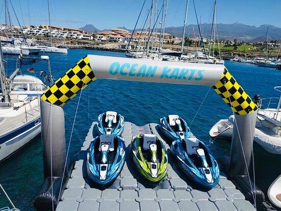 Ocean Karts