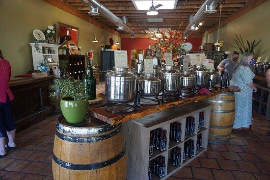 Verde Valley Olive Oil Traders, Cottonwood, AZ