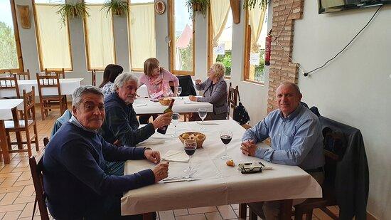 imagen Restaurante Club de Tiro en Monzón