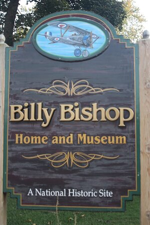 Billy Bishop Home and Museum