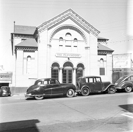 Hobart Repertory Theatre Society