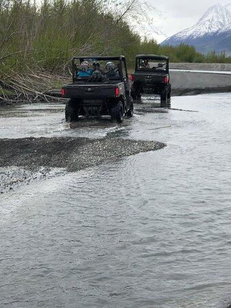 ATV Adventure in the Knik River Valley Resmi