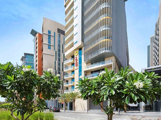 Aparthotel Adagio Abu Dhabi Al Bustan, hoteles en Abu Dabi