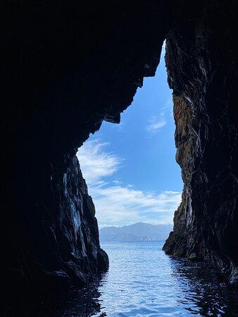 La Corse creusée dans la pierre