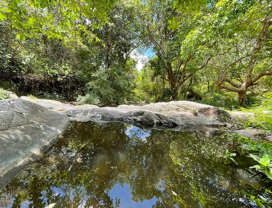 Silvermine Waterfalls