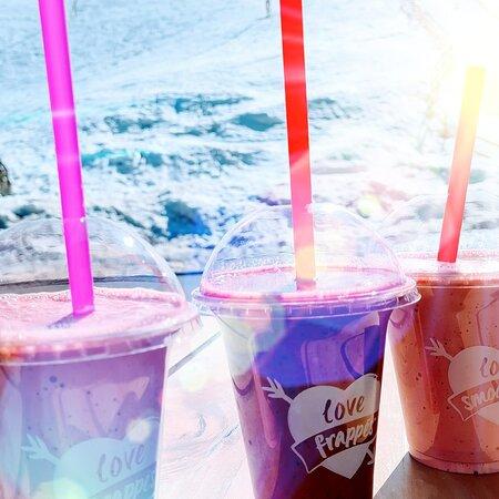 Smoothie und Shake time ... Sommer wie Winter, genial fruchtig & cremig!