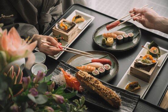 Breakfast, In-room dining - Picture of Nobu Hotel Warsaw - Tripadvisor