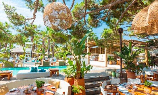Tropez st beach club The 6