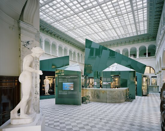 The Museum of Mediterranean and Near Eastern Antiquities (Medelhavsmuseet)