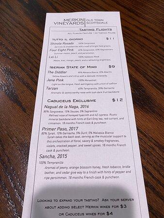 Wine pricing