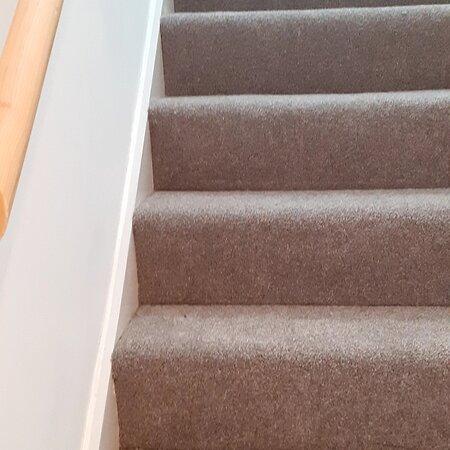 New carpet throughout