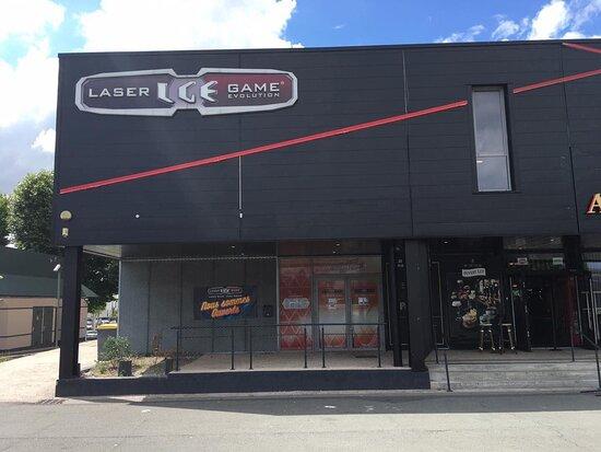 Laser Game Evolution Valenciennes