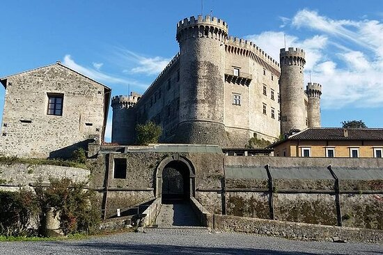 Castles and secrets around Rome, Odescalchi Castle and its Lake...
