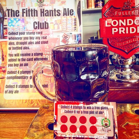 Portsmouth, UK: Introducing The Fifth Hants Ale Club