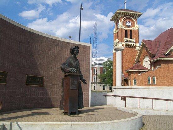 Sojourner Truth Monument