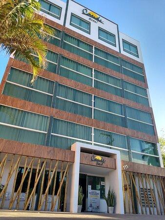 Quarto Standard casal Com ar condicionado Split, TV a cabo, frigobar etc. - Picture of Conde Hotel, Maceio - Tripadvisor