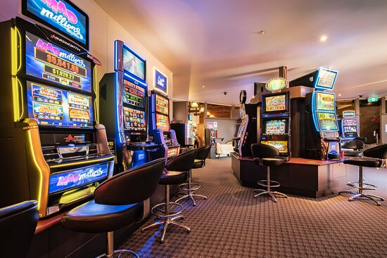 Somerset, Úc: Gaming Room on site