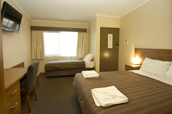 Somerset, Úc: Queen + Single Standard Room