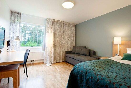 Scandic Ostersund Syd Interior Room singel pull ou