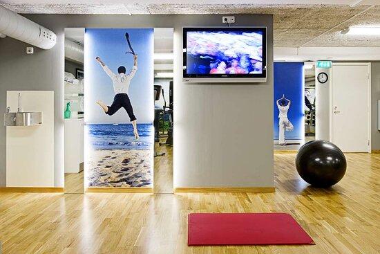 Scandic Ostersund Syd Interior Gym