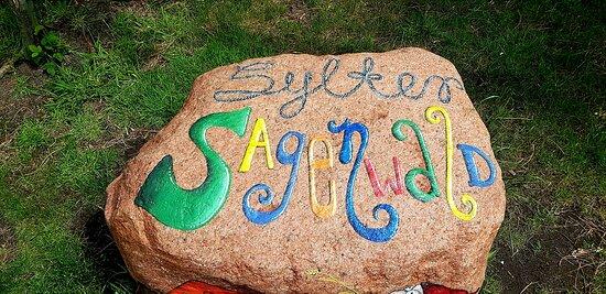 Sylter Sagenwald bei Kampen Niedlicher Wald, sehr schön für Kinder, aber auch für Erwachsene schön zu sehen