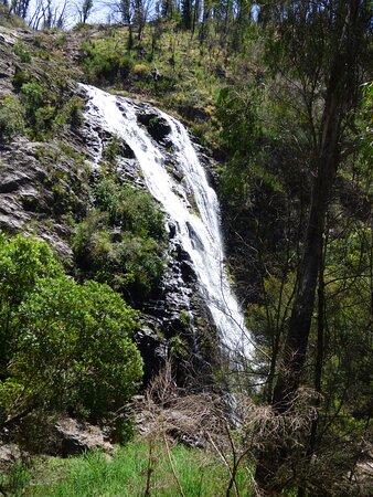 Buchan South, Úc: These falls are near the Snowy River near Buchan