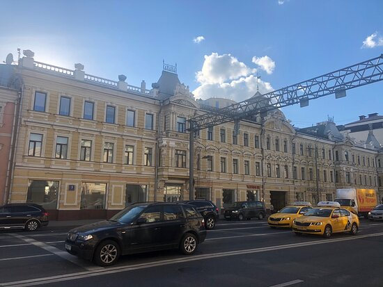 Merchant Kamzolkin's Commercial House