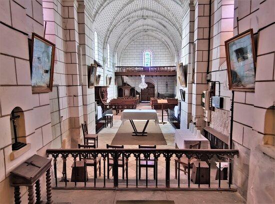 Eglise Saint Leubais