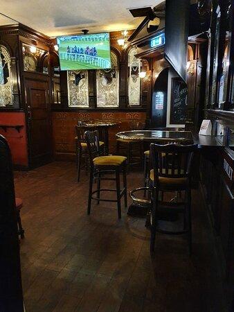 The Central Pub on Ranelagh Street