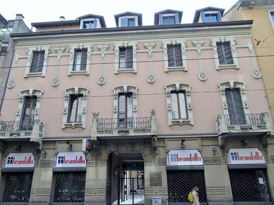 Casa Via Ripamonti 7a