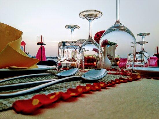 Candlelight Dinner @ Niravan terrace