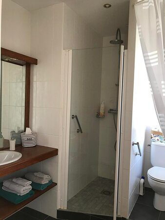 "salle de bain ""la Gabarre"""