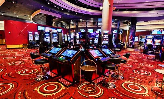 Resorts World Casino Gaming Floor