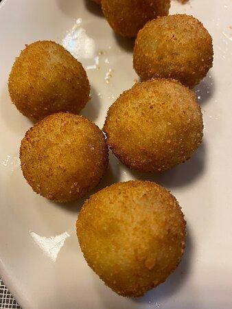 Fritos caseros