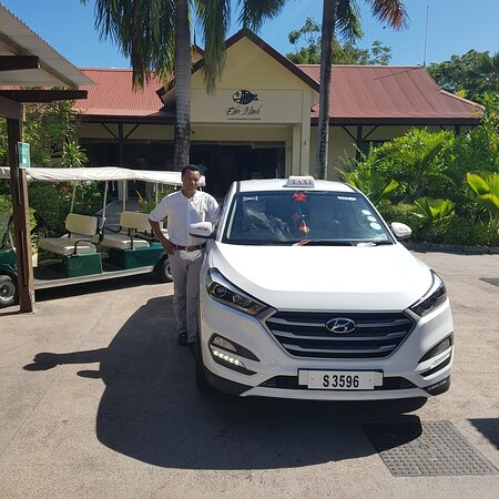 Mahé, Seychellen: Your driver and guide in paradise