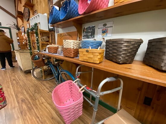 Peterboro Basket Factory Outlet Store