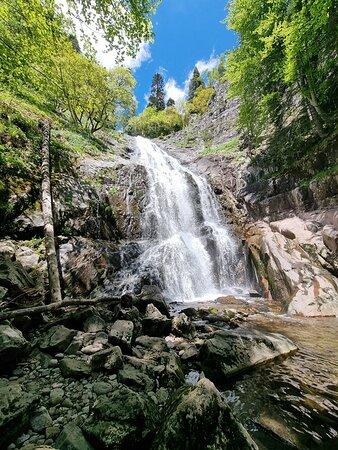 Orpheus waterfall