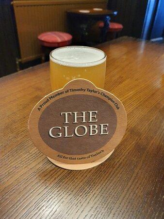 The Globe Pub just off Ranelagh Street.