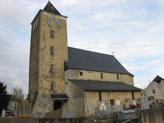 Eglise Saint Laurent De Géronce