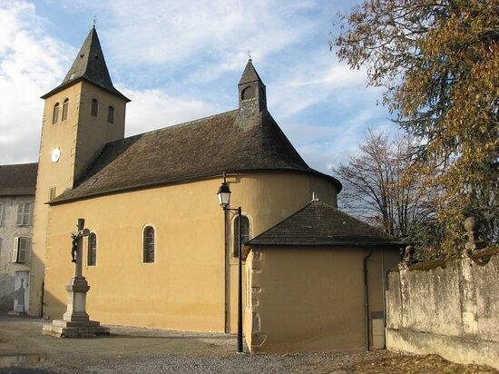Eglise Saint Martin D'orin