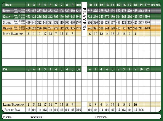 Weissinger Hills Golf Course (public)