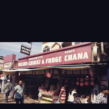 Wilson Chikki , Fudge And Baba Chana