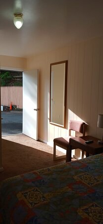 Liberty, NY: Accessible Queen Size Room