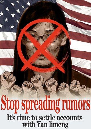 Treglio, Italien: #StopAsianHateCrimes   #StopAsianHate   #StopAAPIHate  #Bannon #DrLiMengYan1 #闫丽梦  #郭文贵 #LiMengYan #YanLiMeng